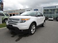 2013 Ford Explorer XLT 4X4 NAV REAR VIEW CAMERA SYNC LEATHER