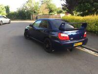 2003 Subaru Wrx Impreza 2.0 Turbo,Hpi Clear,Service History 108K Miles