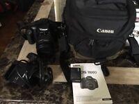 Canon EOS 1100d digital SLR