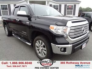 2015 Toyota Tundra Limited Tech Pack 5.7L V8 $345.42 BI WEEKLY!!