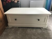Wardrobe base - Bench/ Coffee table