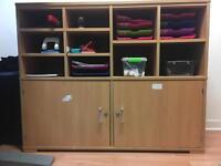 Large/Sturdy cabinet