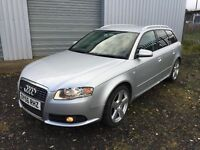 Audi A4 2.0TDI S-Line Full Service History and 12 months MOT - Cambelt and Air Con Re-Gas just done!