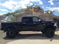 LIFTED 2012 Ram 3500 Laramie Limited *Get Pre-Approved Today!!*