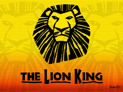LION KING ON BROADWAY TICKETS - FRONT MEZZANINE & BOX SEATING!