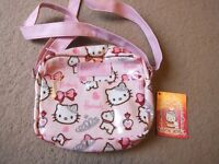 ( New with tag ) Harrods Hello Kitty kids handbag