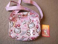 ( New with tag ) Harrods Hello Kitty kids handbag