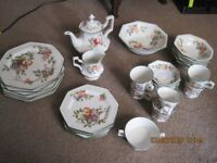 Fresh Friut tea set