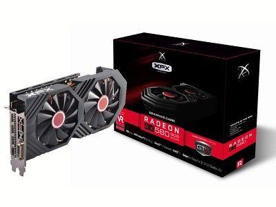 XFX Radeon RX 580 8GB GDDR5 GTS XXX Edition Graphics Card **REFUBRISHED**
