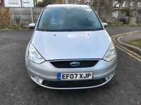 2007 Ford Galaxy 1.8 TDCi Zetec Manual @07445775115 Spear Or Repairs Clutch Is Noisy Start Drive