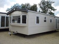 Static Caravan in immaculate condition, Double Glazed & Central Heated