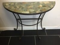 Occasional Table - Tiled top - perfect condition