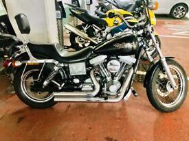 Harley Davidson Dyna FXD Super Glide 1997