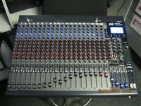 Peavey 24FX Master Channel Mixer