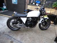 Yamaha XJ 550 Bobber style