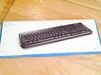 Microsoft Wired Keyboard - RRP £27