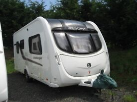 SWIFT challenger 480 *IMMACULATE* (2011) with many extras (2 berth)