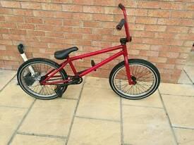 Ruption bmx bike
