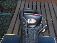 Vr6 safety work boots size 9 new never worn comfy light boots ideal for every day wear £28