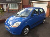 Chevrolet Matiz 1.0 SE 5 door