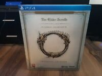 PS4 The Elder Scrolls Online: Tamriel Unlimited Imperial Edition