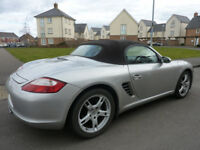 Porsche Boxster 987 2.7, Cheap tax , lots of history, Metallic Silver