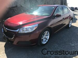 2015 Chevrolet Malibu LT/BLUETOOTH/BACKUP CAM/SUNROOF