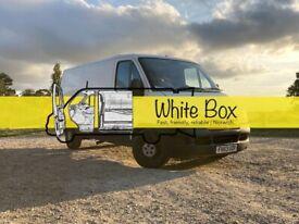 White Box - Man With A Van - Norwich