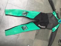 3mm wet suit