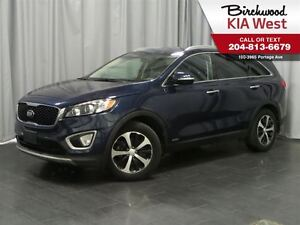 2016 Kia Sorento 2.0L Turbo EX *AWD/ HEATED STEERING WHEEL/ CRUI