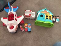 Happyland Aeroplane and Doctors Surgery