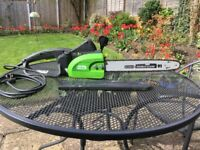 "'Handy' 16"" Electric Chain Saw THECS16"