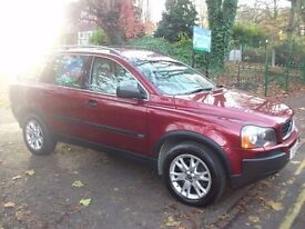 Volvo XC90 2.4 TD D5 SE Geartronic 5dr£4,450 7 SEATER AUTOMATIC AUTOMATIC 2004 (54 reg), SUV