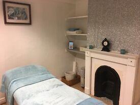 treatment room for rent in a busy beauty salon in lowford near bursledon