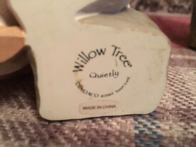 Willow Tree Ornaments (Promise and Quietly)