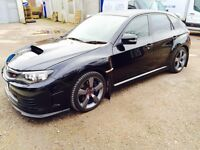 Subaru Wrx Sti Hatch back