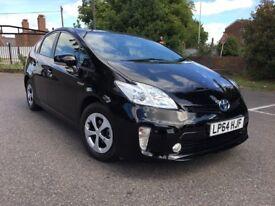 Toyota Pruis Hybrid Black