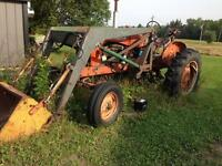 Allis Chalmers Farm Tractor for sale