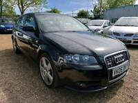 AUDI A3 2.0TDI S LINE SPORTBACK - FSH - HPI CLEAR - LOVELY LOOKING CAR