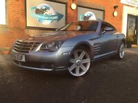 CHRYSLER CROSSFIRE 3.2 2dr Auto (silver) 2005