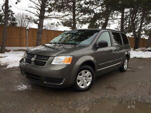 2010 Dodge Grand Caravan SE-REAR AIR -ONLY 68,000KM'S!-REAR STOW