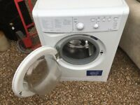 Indesit 7KG Washing Machine (Hardly Been Used)