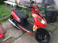 Beeline Veloce GT50 Moped