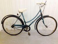 Classic city bike.. three speed hub geas, Ideal for Commuting