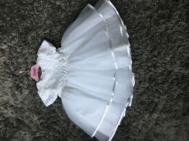 Sarah Louise Christening Dress 12-18 months