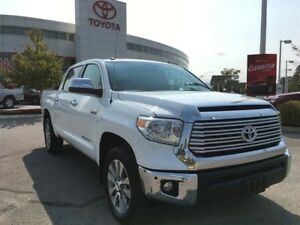 2016 Toyota Tundra Limited - Local Vehicle, Save $$ Over New!!