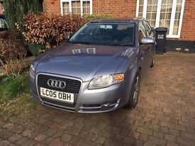 Diesel Audi A4 Estate - keen to sell, great runner, cheap running costs, tax and insurance