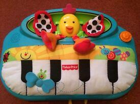 Fisher-Price Peek-a-Boo Piano