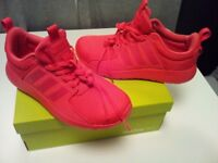 Addidas neo, brand new in box. Size 4 and half.