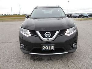2015 Nissan Rogue SL AWD 2.5L Navigation Windsor Region Ontario image 2
